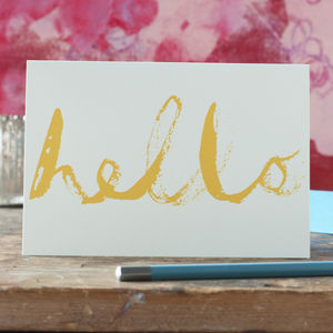 A Fun Friendship Card Blank Or Personalised - shop by category