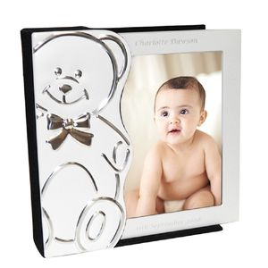 Personalised Teddy Baby Album