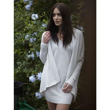 Pure Merino Wool Slouch Dress