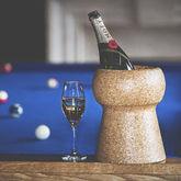 Giant Champagne Cork Cooler - parties