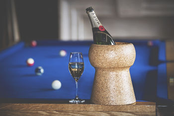 Giant Champagne Cork Cooler 25% Off