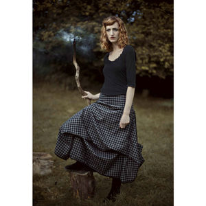 Wool Skirt / Dress - dresses
