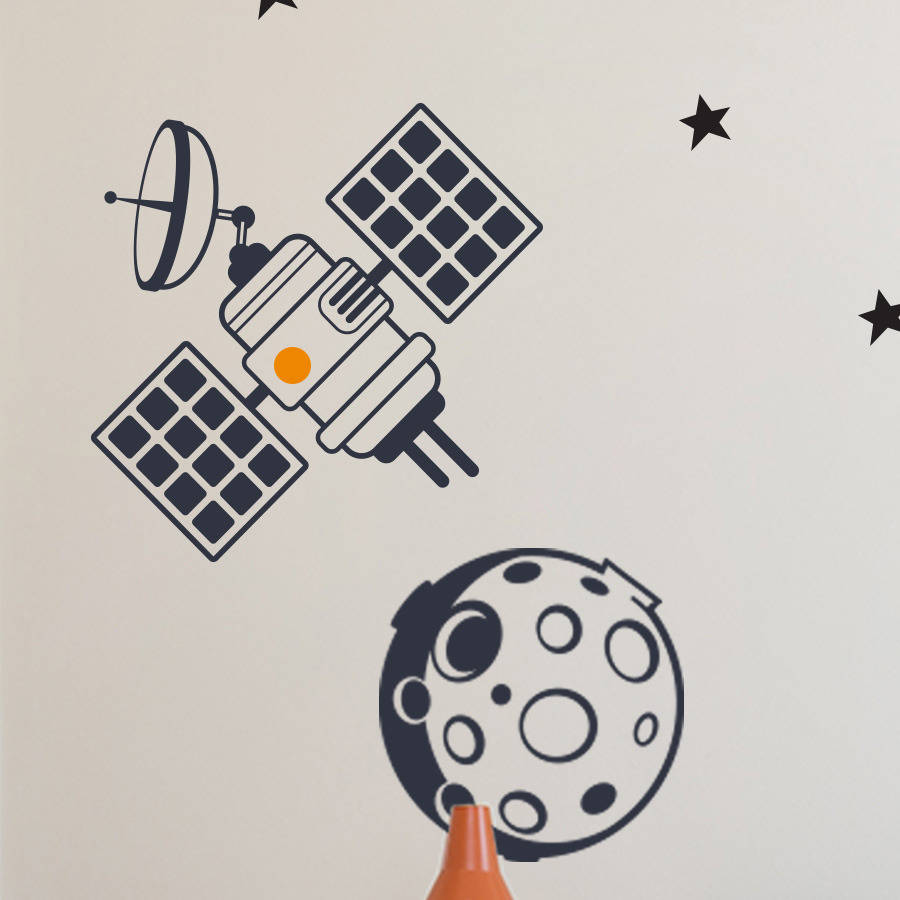 kids bedroom wall stickers outer space feature pack by kids wall decals smart choose for your kids home design
