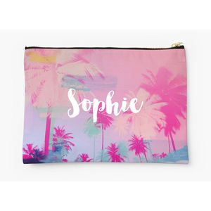 Palm Tree Clutch - gifts for her
