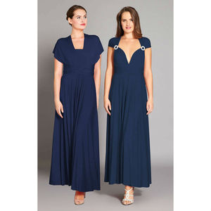 Multiway Maxi Dress - wedding fashion