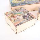 Comic Strip Accessory Box