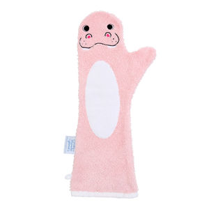 Organic Cotton Baby Swim, Bath And Shower Wash Glove