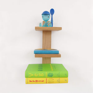 Wooden Book Shelf - office & study