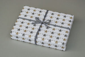 Bumble Bee Wrapping Paper - ribbon & wrap