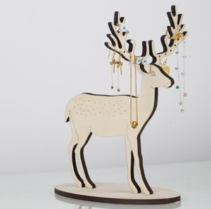 Large Wild Deer Jewellery Stand