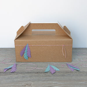 Carnival Party Boxes - hen party styling