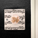 Music Room Light Switch