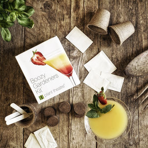 Boozy Gardeners Kit - christmas food & drink