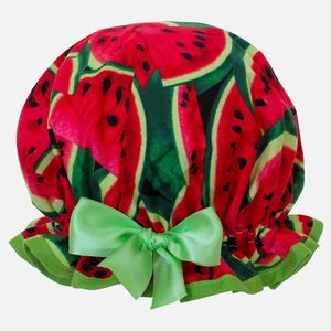 Watermelon Shower Cap Luxury Gift