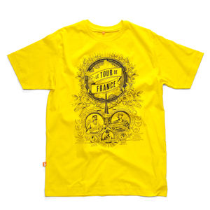 Birth Of Le Tour T Shirt - gifts for cyclists