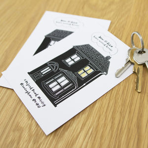 Bespoke New Home Cards
