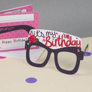 'Birthday Girl' Birthday Card - general birthday cards