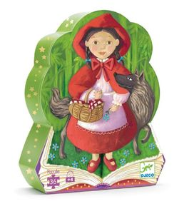 Little Red Riding Hood Jigsaw Puzzle - board games & puzzles