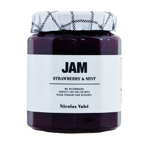 Strawberry And Mint Jam - food gifts
