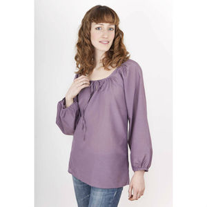 Silk Blouse - women's fashion