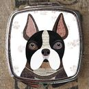 French Bulldog Compact Mirror