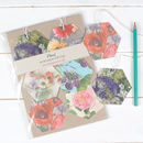 Vintage Floral Garden Luxury Gift Tags