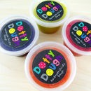 Bright colours 4oz size