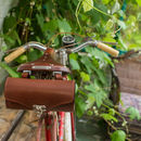 'This Is How I Roll' Bicycle Saddle