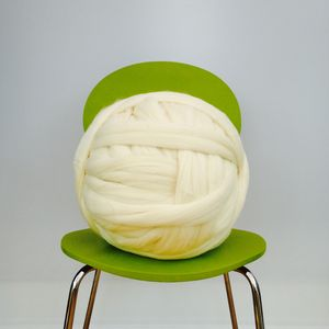 Giant Chunky Merino Wool Yarn