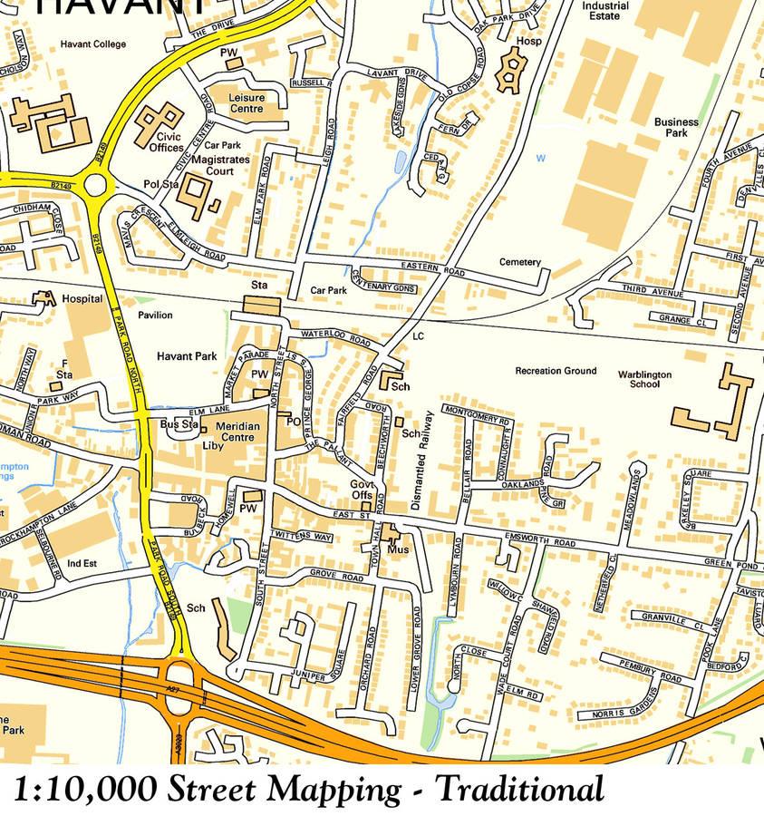 custom street map wallpaper by love maps on