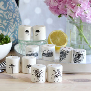 Mini Salt And Pepper Shakers - kitchen accessories