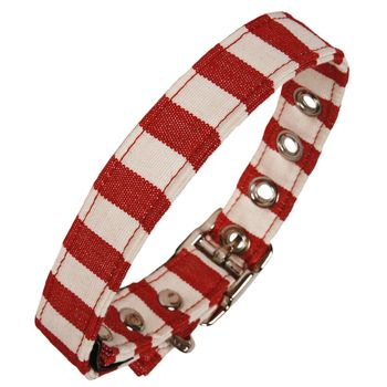 Handmade Fabric Collars