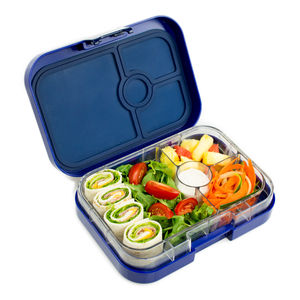 Yumbox Panino In Tutti Frutti Blue. The Adult Lunchbox - lunch boxes & bags