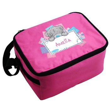 Personalised 'Me To You' Girls Lunch Bag
