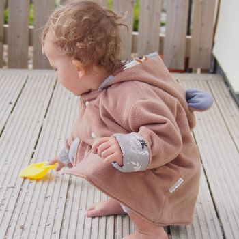Bertie Bear Jacket For Babies And Children