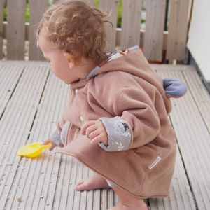 Bertie Bear Jacket For Babies And Children - cosy clothing