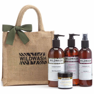 Wildwash Pro Fragrance No.01 Gift Set