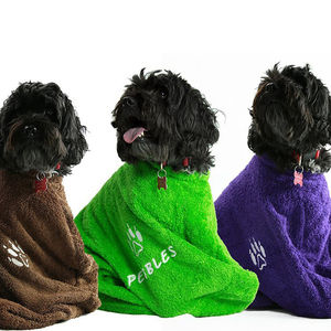 Personalised Dog Coat - clothes