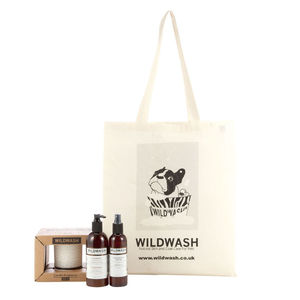Wildwash Fragrance No.03 Candle Gift Set