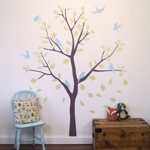 Bird Tree Wall Stickers - view all sale items