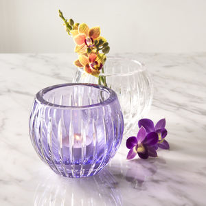Shining Star Crystal Tealight Candleholder - home accessories
