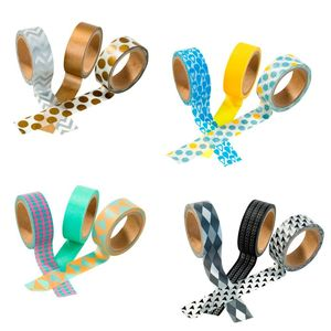 Washi Creative Tape - stickers & stamps