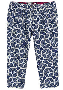 Shoreditch Cropped Pant - trousers & leggings
