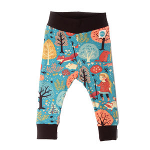 Woodland Leggings - clothing