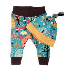 Woodland Hat And Leggings Set - trousers & leggings