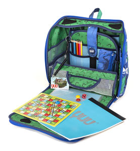 Children's Bugs Design Activity Backpack