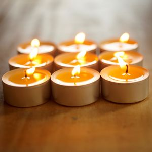 Bay And Rosemary Tealights - candles & candlesticks