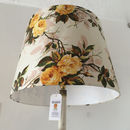 Lucille X Large Retro Standard Lampshade