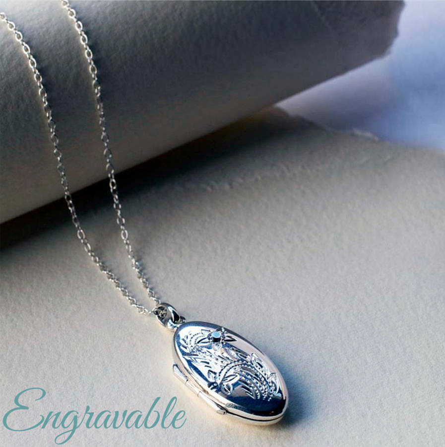 romantic enlarge pendant silver pearl heart locket women cheap product click lockets wish sterling necklace to key