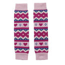 Baby Leg Warmers Fair Isle